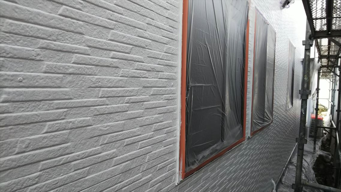 土岐市下石町外壁超低汚染リファインFM-IR