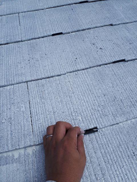 瑞浪市で屋根下塗り塗装
