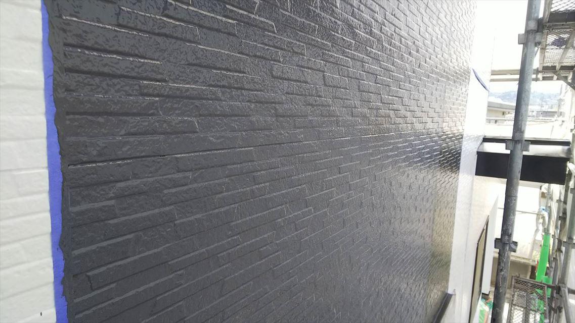 土岐市下石町外壁デザイン