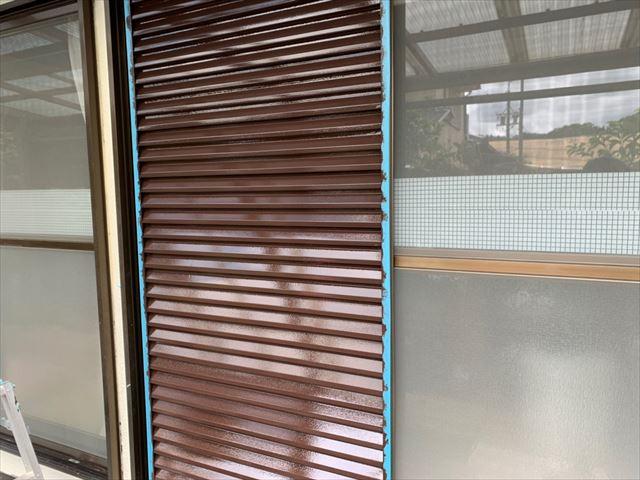 瑞浪市 外壁塗装 雨戸塗装