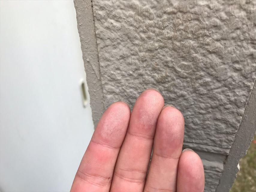 春日井市 外壁塗装 下見