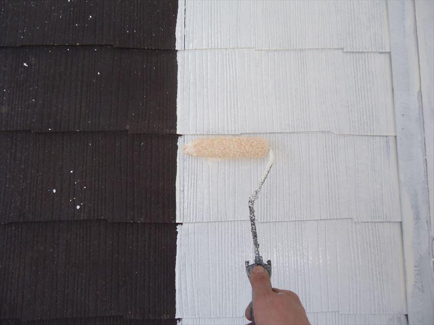 多治見市屋根下塗り材