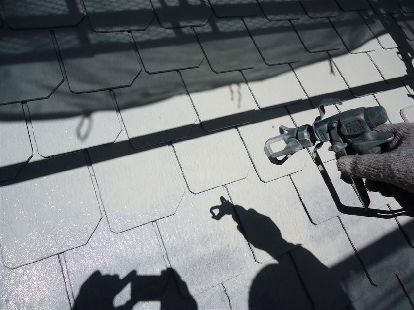 可児市屋根塗り替え