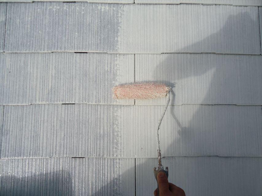 土岐市屋根シーラー