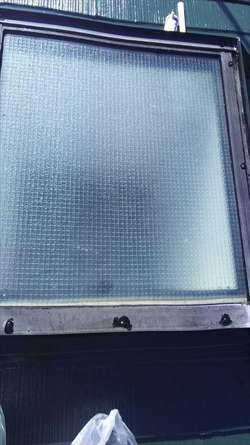 既存の窓まわりです