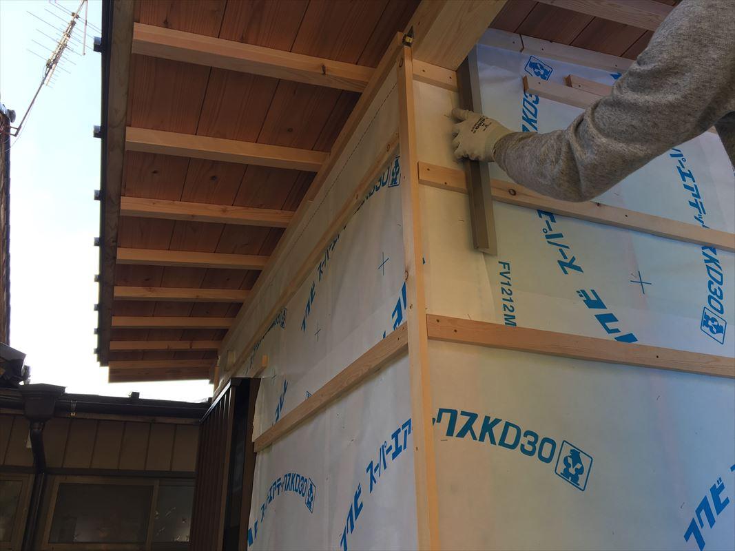 多治見 土岐 トタンの貼り替え 板金の壁 外壁の張り替え