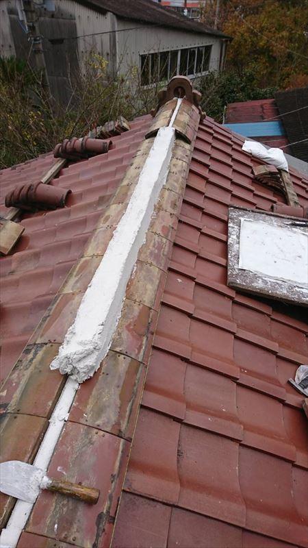 土岐 瓦の補修 屋根のリフォーム 瓦屋根でもメンテナンス