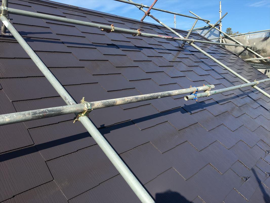 多治見 可児 屋根の塗り替え アステックペイントのスーパー遮熱サーモ