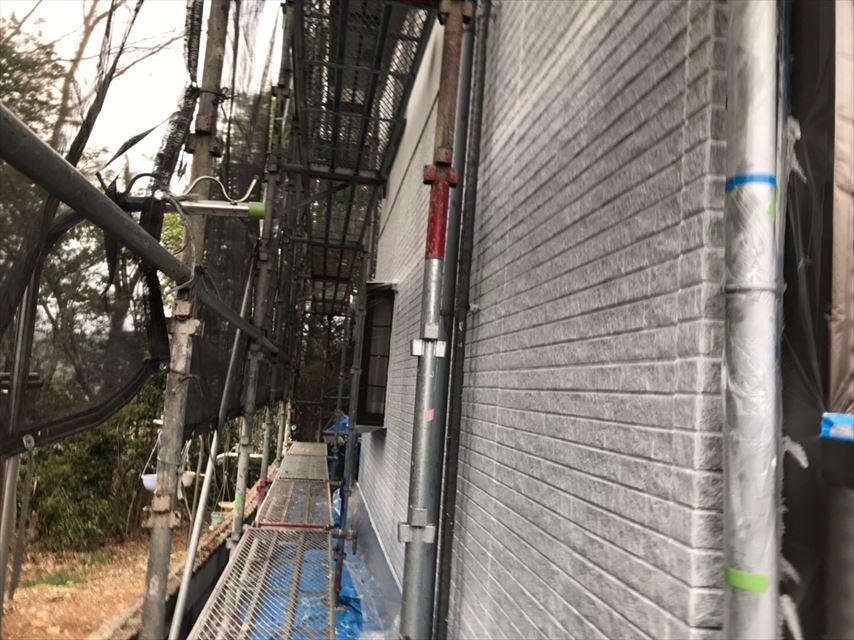 多治見市外壁塗り替えフィーラー