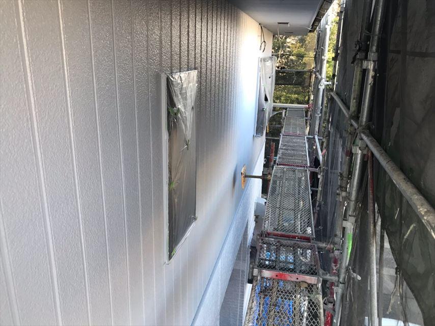 土岐市外壁塗り替えフッ素