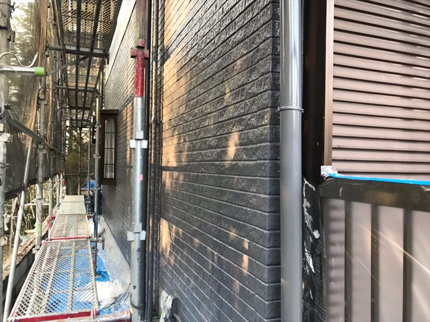 多治見市外壁フッ素塗り替え