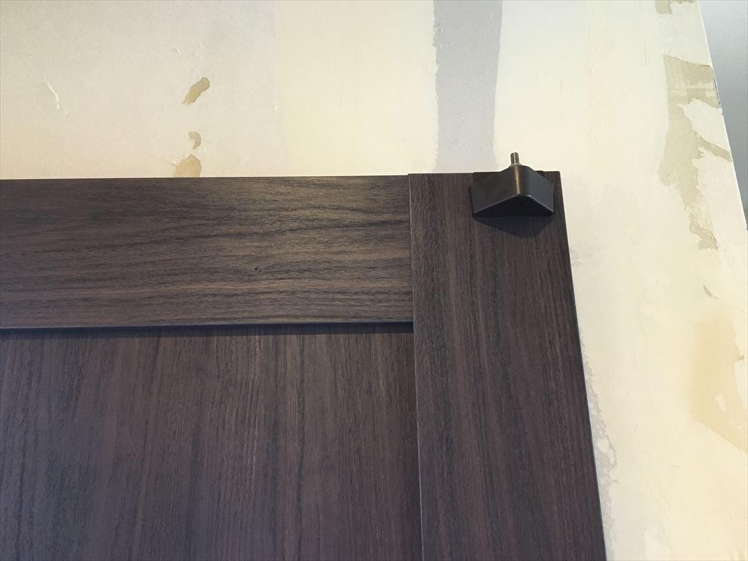 多治見市 ドアストッパー 部屋のドアの交換