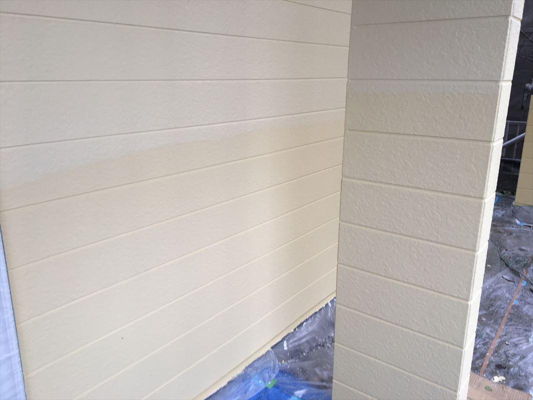 多治見市 外壁塗り替え ガイナで塗装