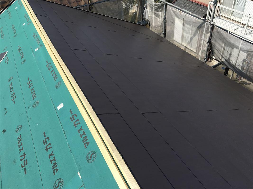 多治見市 板金工事 屋根のカバー工法