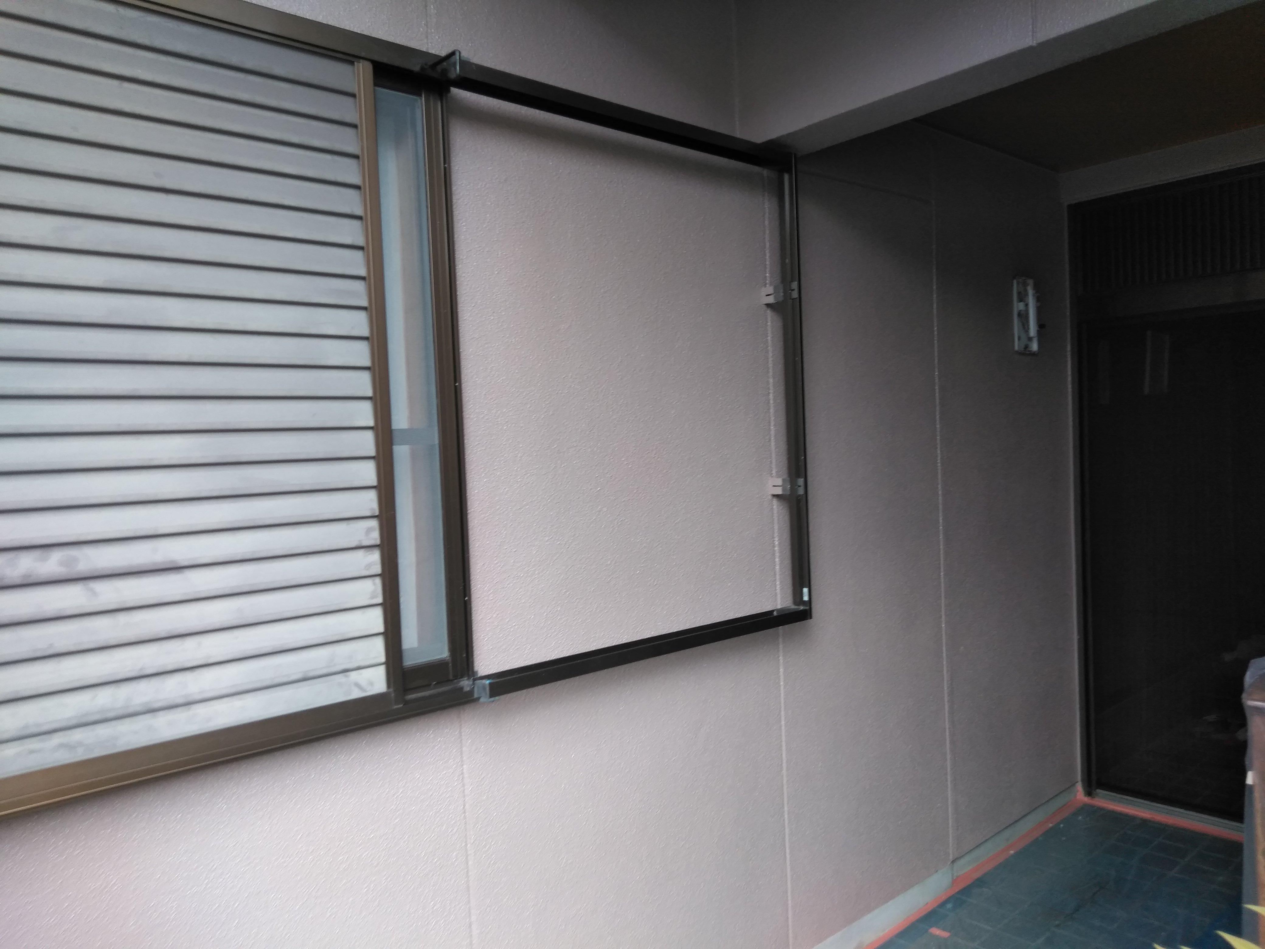 多治見外壁塗装 上塗り シリコンできれい