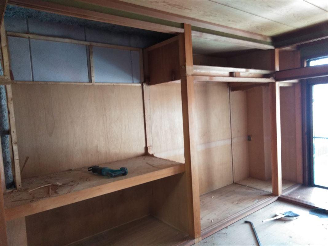 多治見 土岐 和室改修 洋室リフォーム