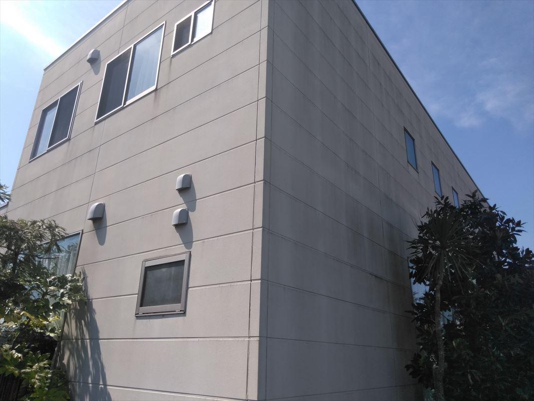 可児 外壁塗り替え カビ防止 コケ防止 防カビ剤塗装