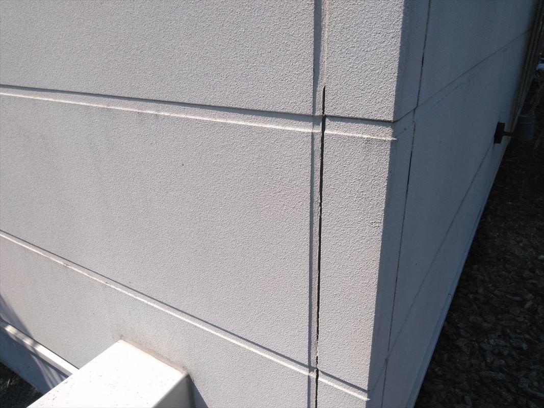 可児 多治見 外壁塗装 目地の打ち替え コーキング処理