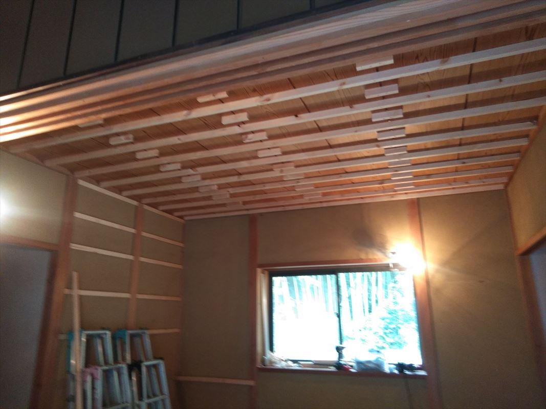 多治見 瑞浪 和室の工事 内装リフォーム