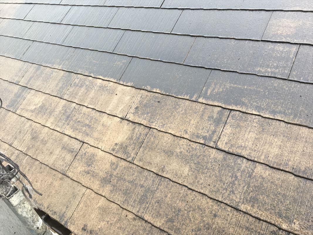 多治見市 屋根塗装 屋根の洗浄