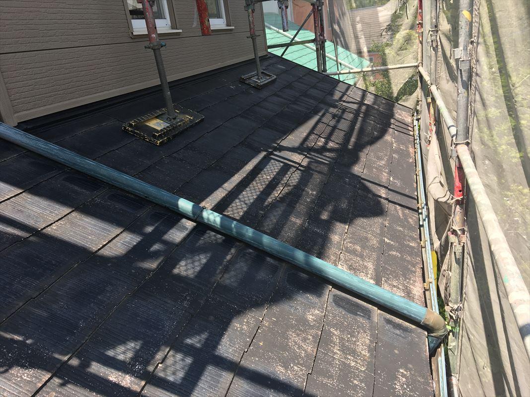 多治見市 屋根のリフォーム カバー工法