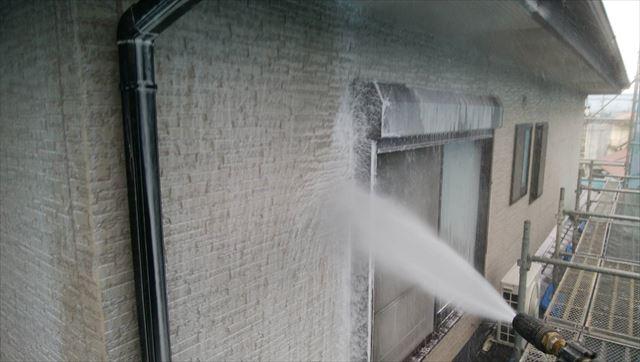 外壁 バイオ洗浄