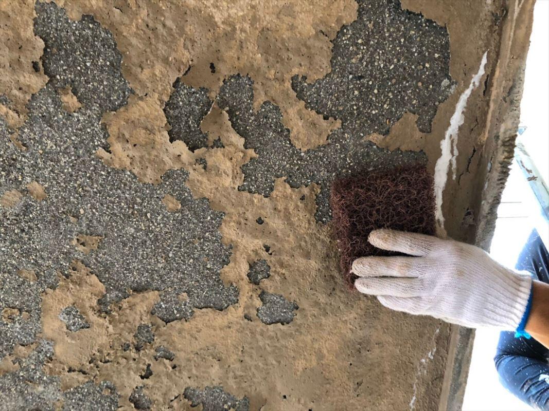 多治見市 モルタルの塗装 外壁塗装