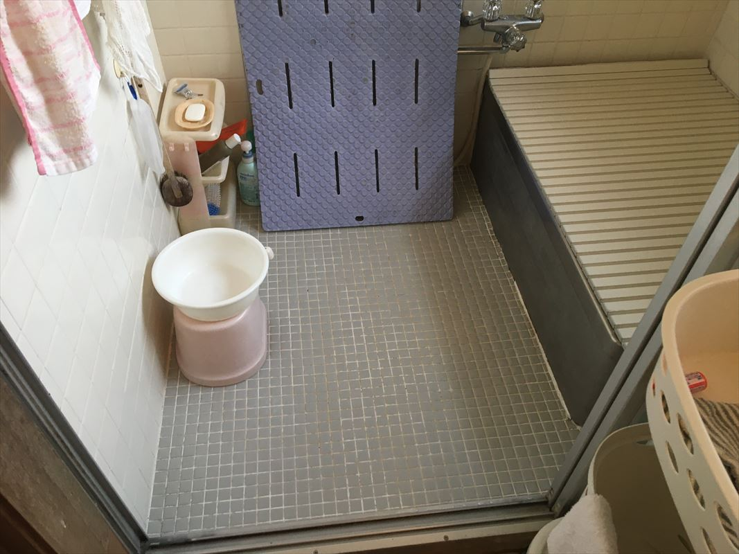 多治見市 お風呂のリフォーム ユニットバスでお掃除らくらく あったかいお風呂