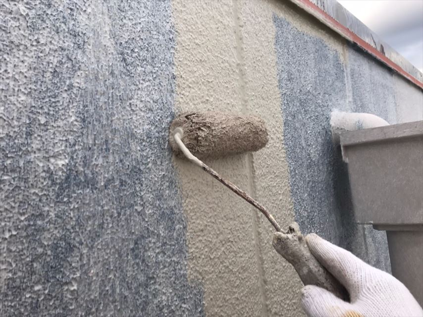 多治見市若松町外壁塗り替え