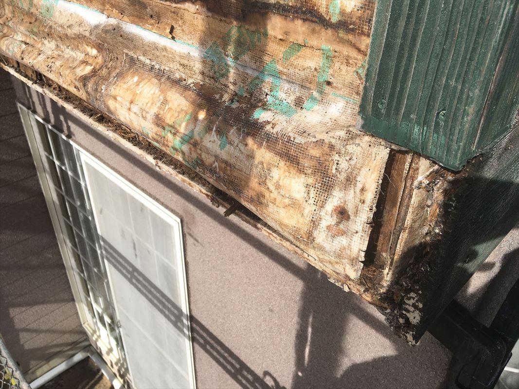 春日井市 外壁の補修 雨漏りの補修 外壁の張り替え