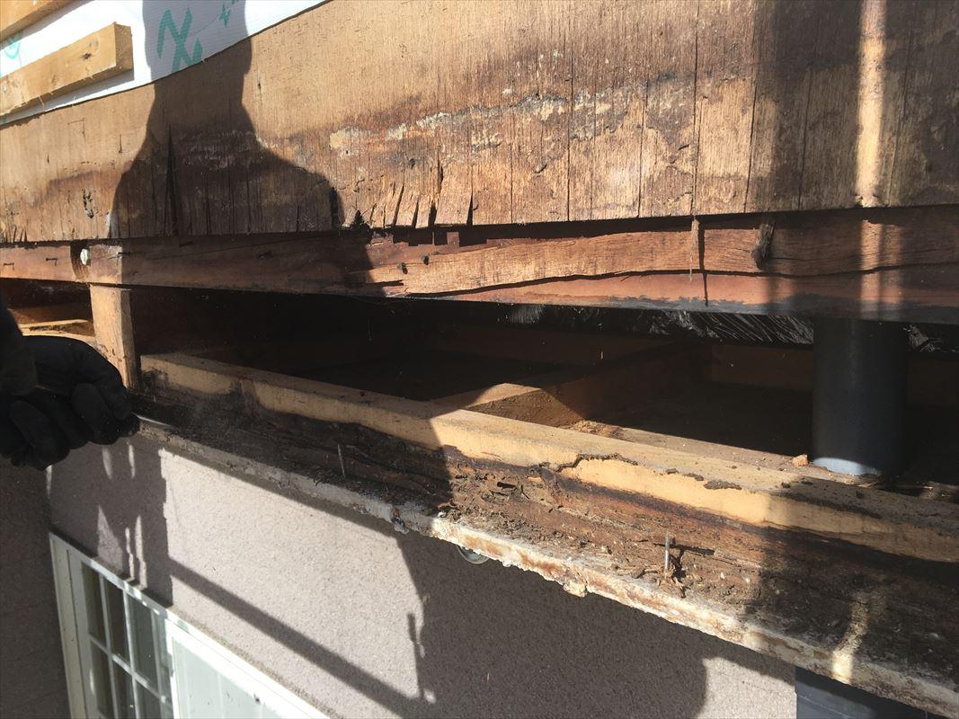 春日井市 壁の張り替え 板金外壁張り