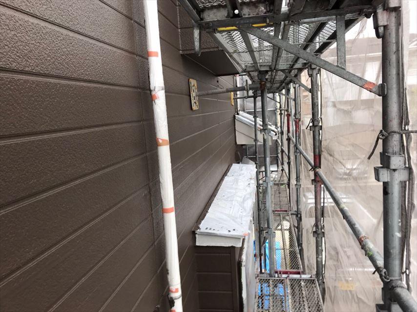 多治見市脇之島町外壁遮熱塗料
