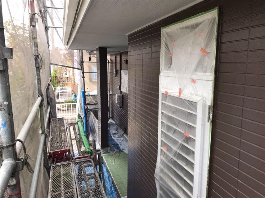 多治見市脇之島町外壁フッ素塗料