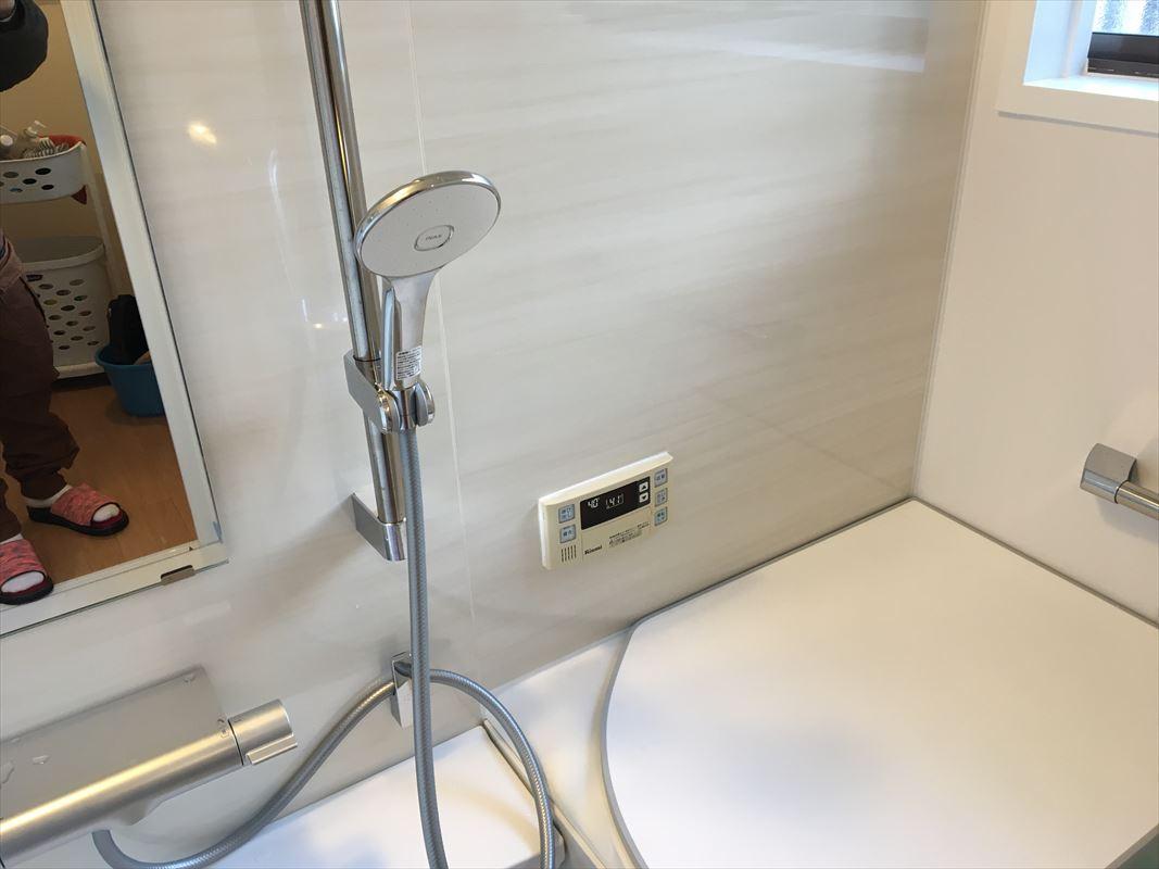 多治見市 お風呂のリフォーム工事 ユニットバスに交換