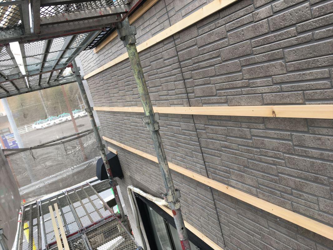 土岐市 外壁の張り替え 板金カバー工法