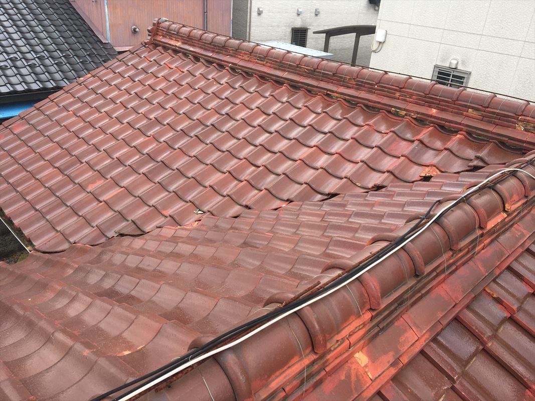 多治見市で雨漏り調査!屋根の点検に行ってきました!