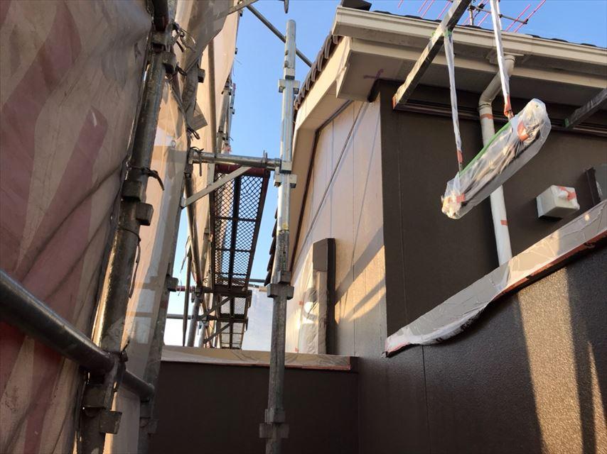 多治見市脇之島町外壁超低汚染リファインFM-IR