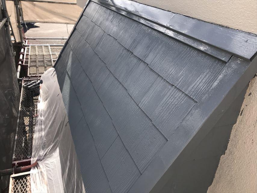 土岐市屋根遮熱塗料