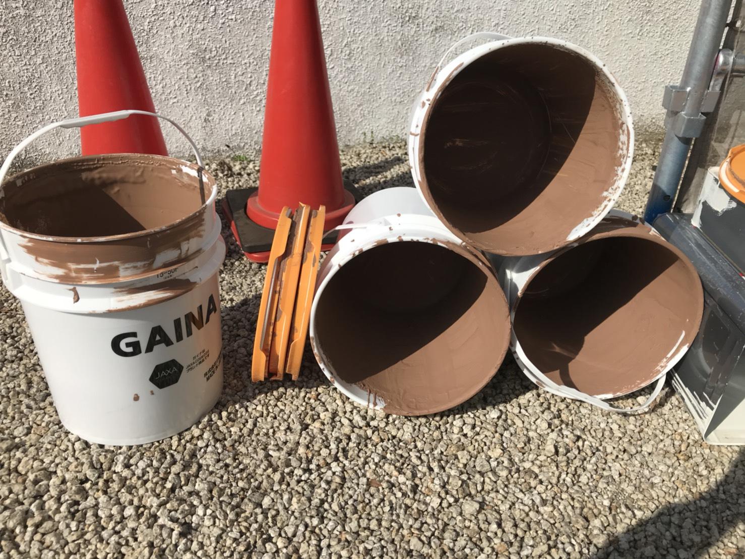 多治見市外壁塗り替えガイナ