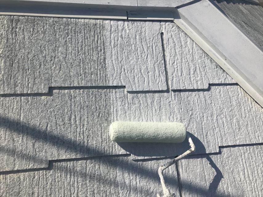 土岐市屋根下塗りシーラー