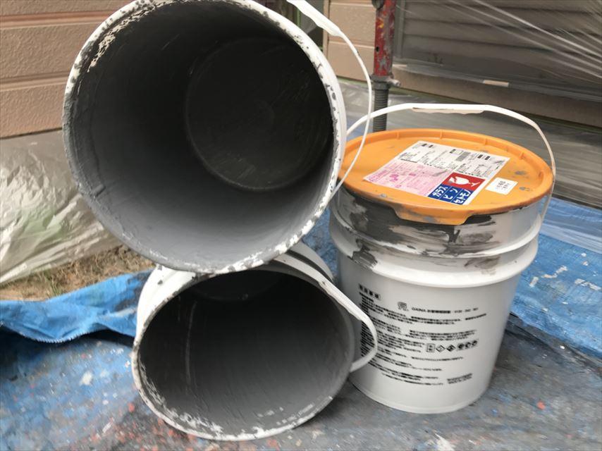 可児市屋根塗り替えガイナ