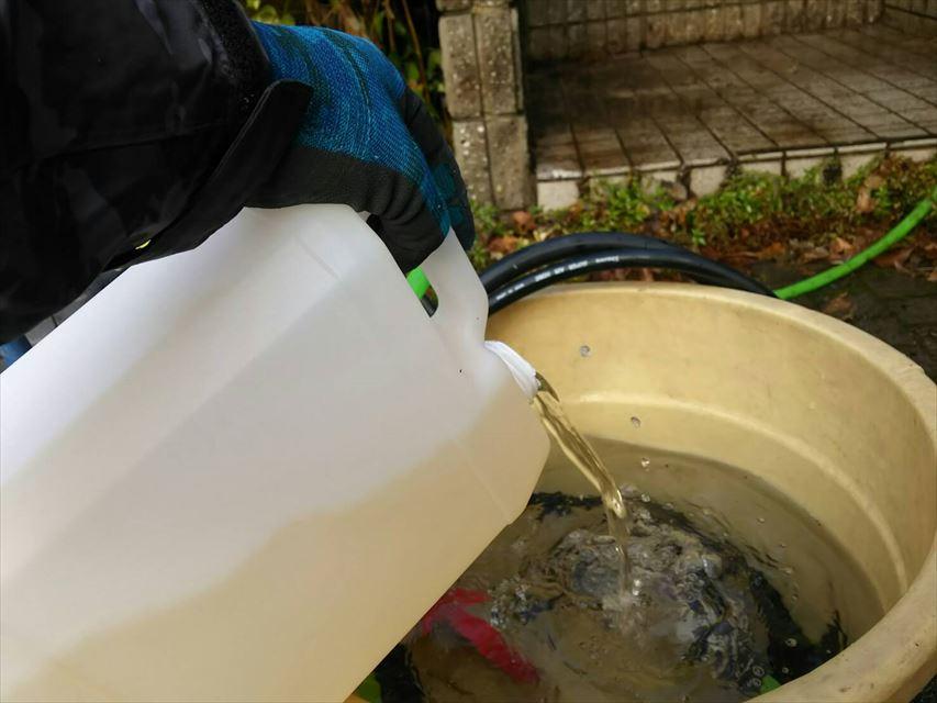 土岐市汚れが落ちるバイオ洗浄