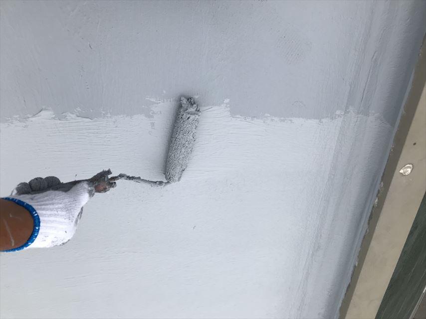 土岐市屋上簡易防水工事