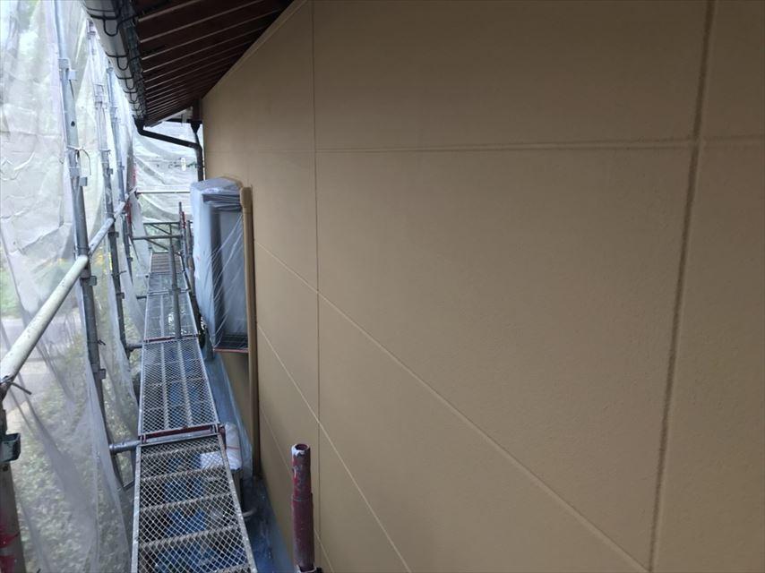 可児市外壁遮熱断熱塗料