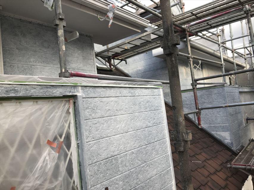 土岐市外壁下塗りエピテックフィーラーAE