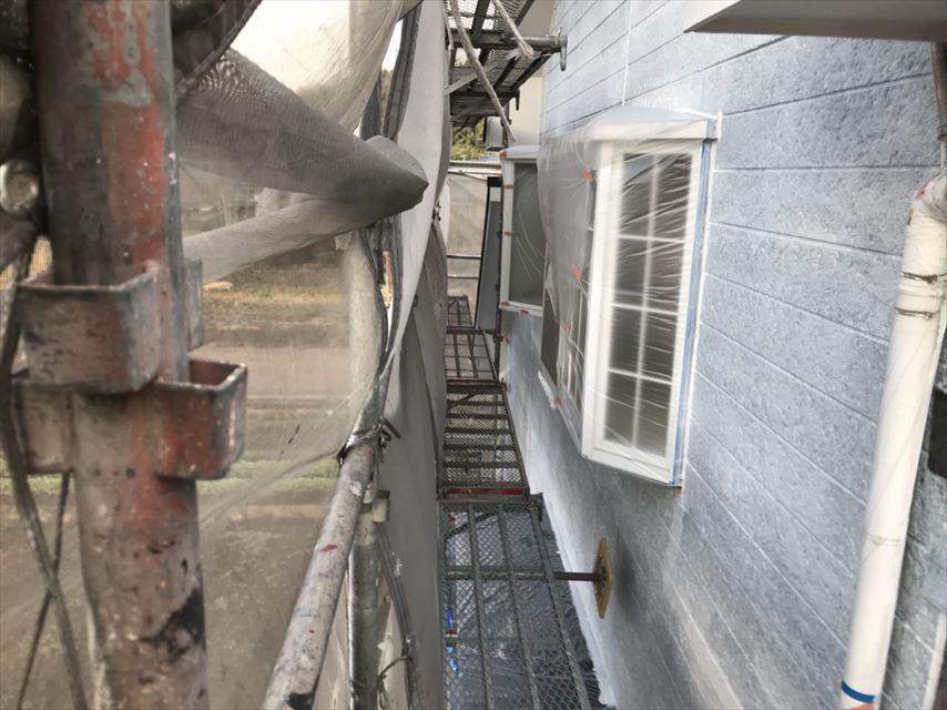 土岐市外壁塗り替え