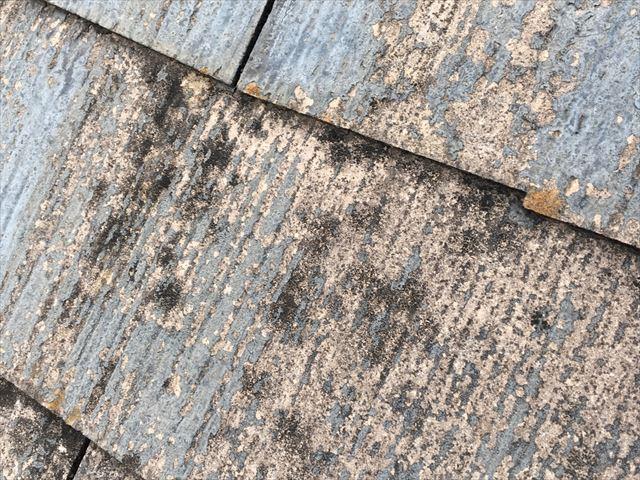 スレー屋根の劣化・損傷