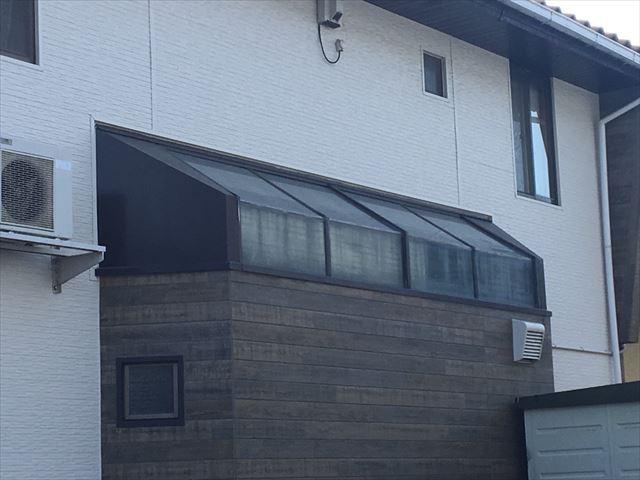 窓枠のシーリング劣化