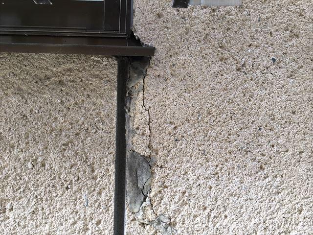 瑞浪市で外壁塗装の現地調査