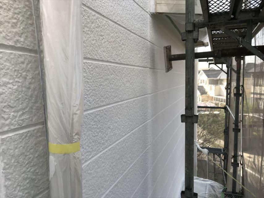 多治見市希望ヶ丘外壁断熱塗装
